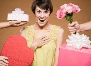 Что подарить на день влюбленных девушке