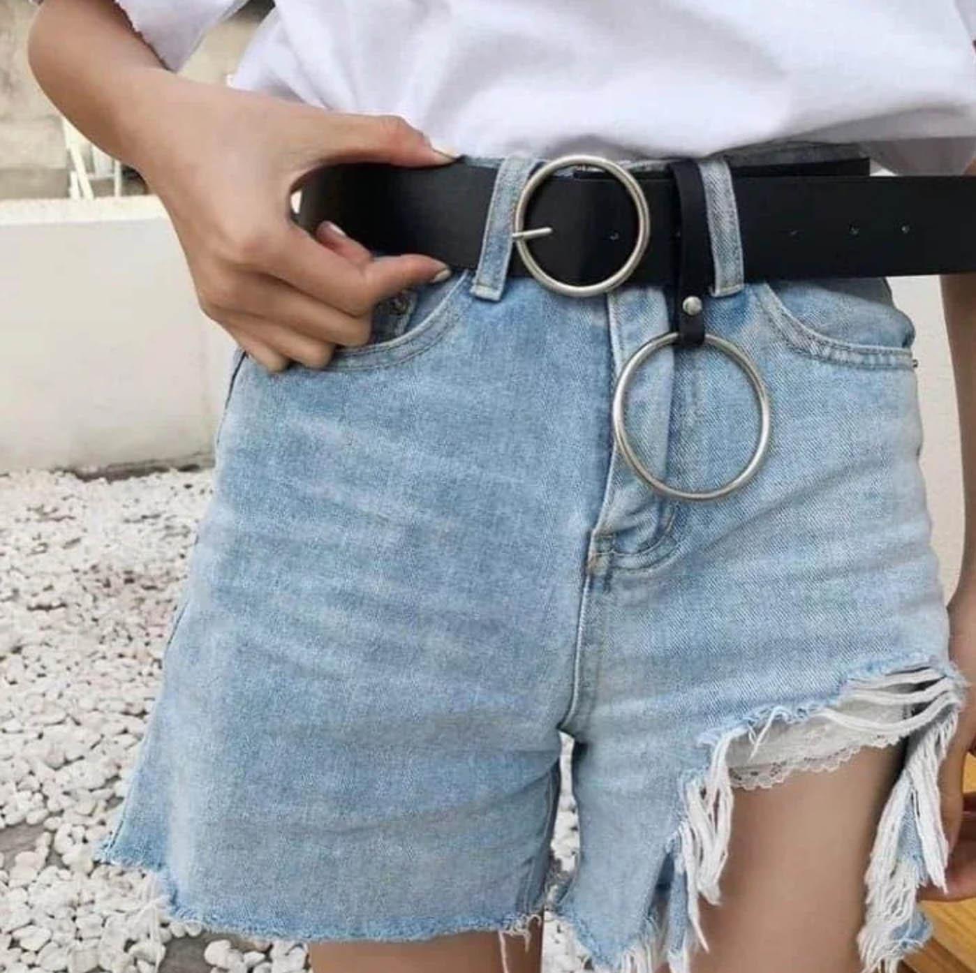 Женский ремень - мода 2020