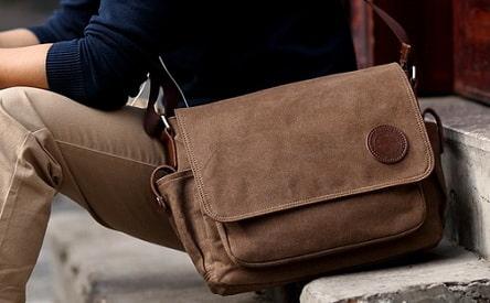 ac21e362af32 Текстильные мужские сумки - купить мужскую сумку из ткани в Киеве ...