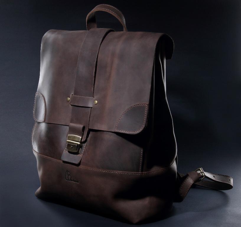 e138496a0f89 Оригинальный кожаный рюкзак ручной работы SB1995 (28376) купить в ...