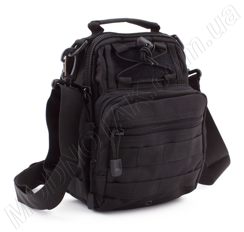 9a37794e9d02 Тактическая универсальная сумка-трансформер MILITARY STYLE (Army-1 Black)