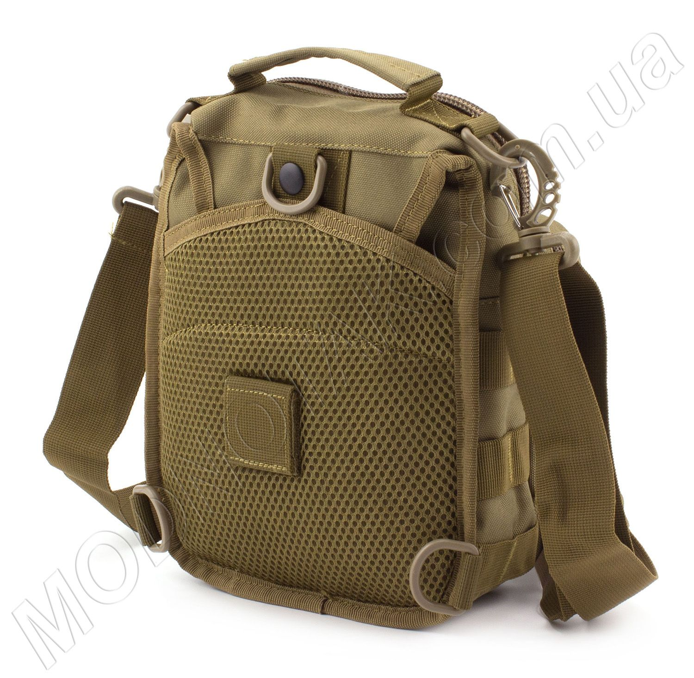 5da66865f9b8 ... Армейская качественная сумка из ткани MILITARY STYLE (Army-4 Khaki) ...
