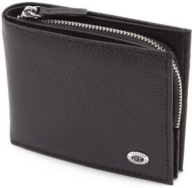 8d2ce7aec734 Вместительное мужское портмоне с двумя отделениями под карточки - ST  Leather (18559) ...