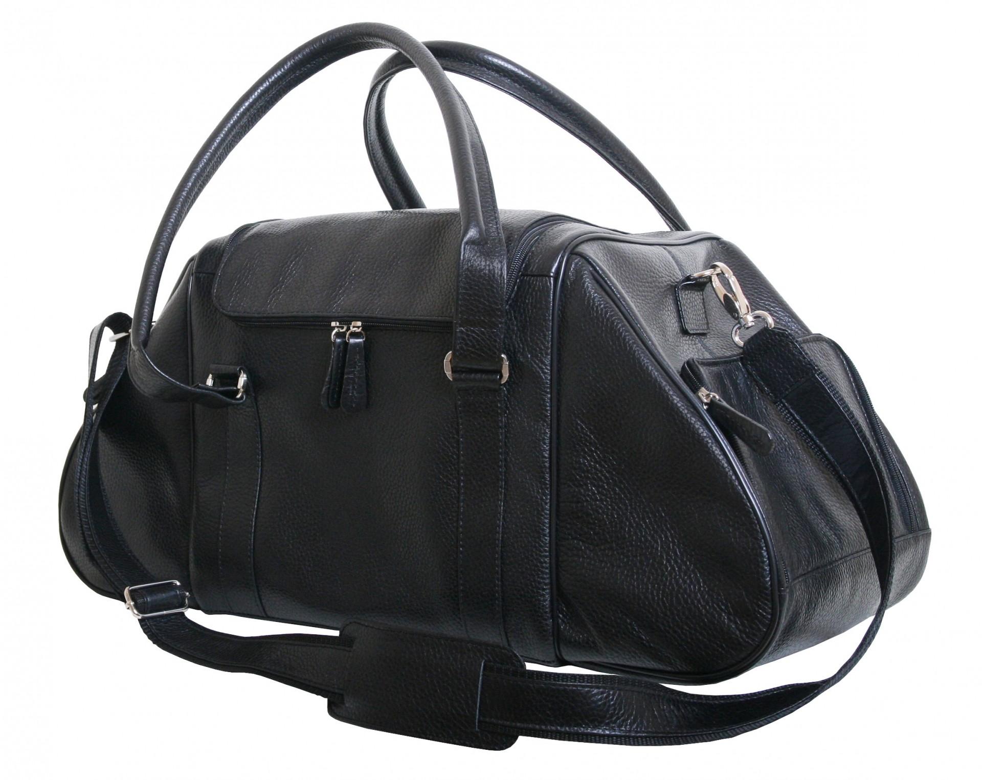 7bf6d5393ff8 Дорожная элитная кожаная сумка VIP COLLECTION - продажа в интернет ...