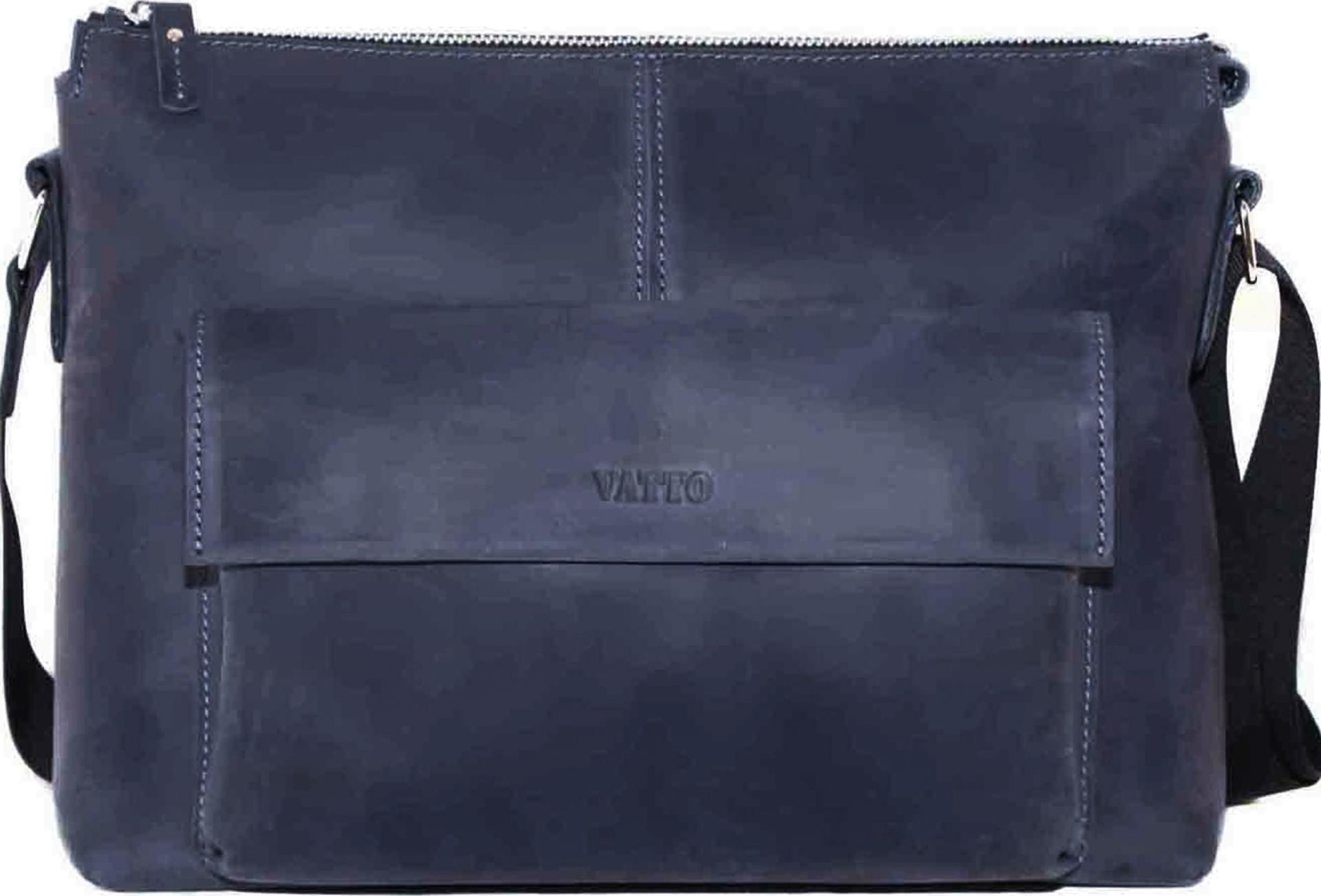 c331924d2acb Мужская сумка синего цвета VATTO (11949) купить в Киеве, цена | MODNOTAK