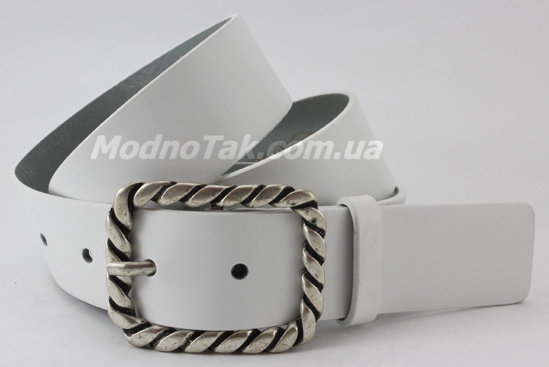 Женский кожаный ремень с большой пряжкой купить кожаные ремни мужские цена украина