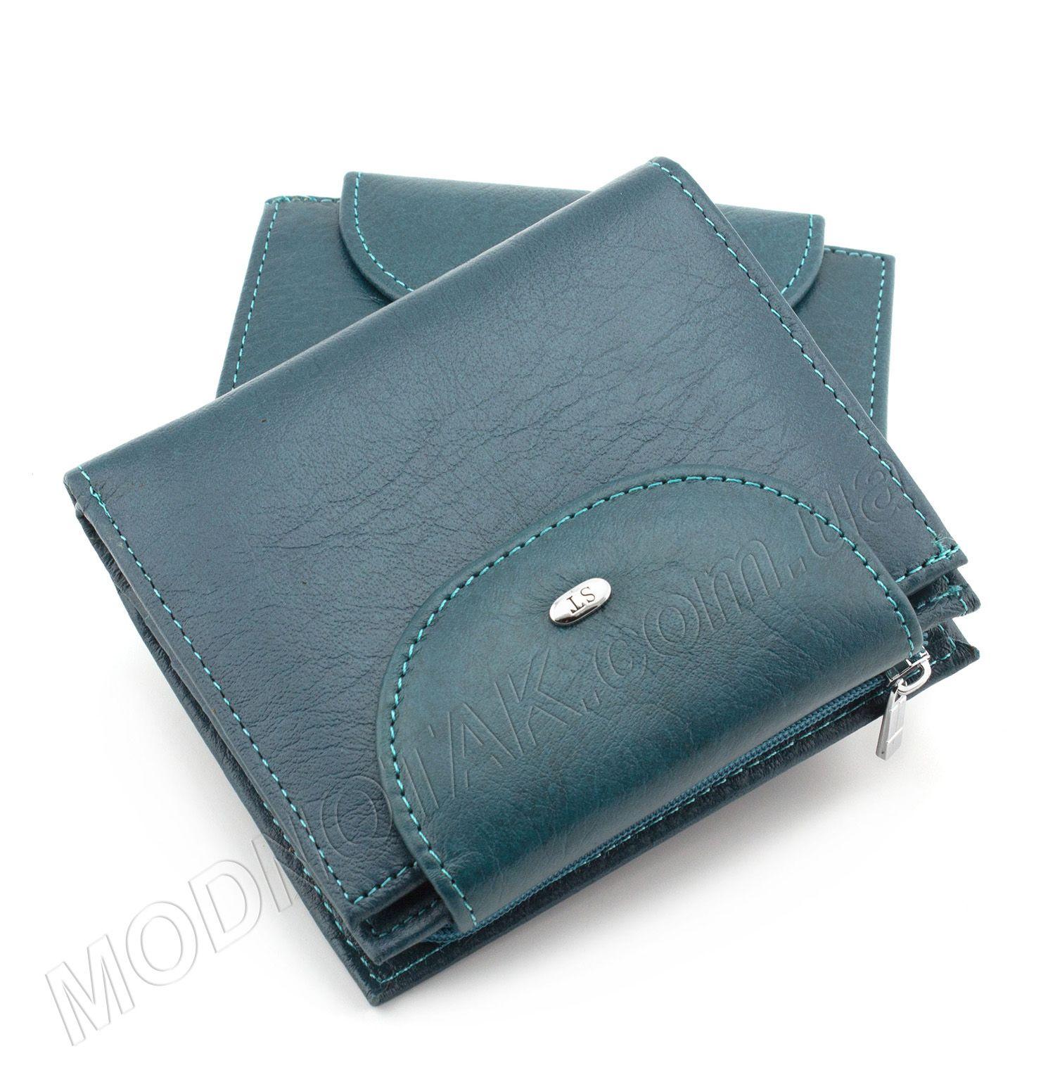 e85703fc8711 Маленький недорогой женский кошелек ST Leather: купить небольшой ...
