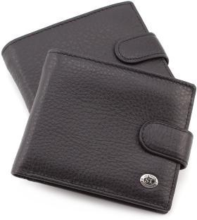 b31397a48f39 Классическое мужское портмоне из натуральной кожи - ST Leather (19747) ...
