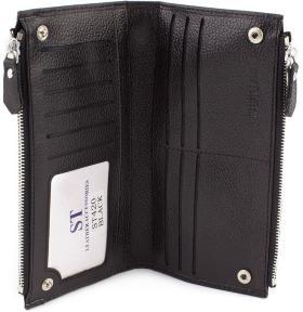 5774aa1e6e44 ... Кожаный вместительный кошелек - купюрник ST Leather Accessories (17398)  - 2