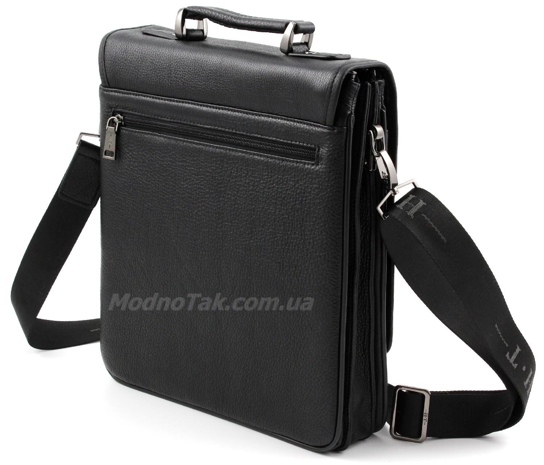 ... Мужская вертикальная деловая кожаная сумка под документы формата А4 – H.T.  Leather Bag Collection (10203 ... 749cc0cc9b6