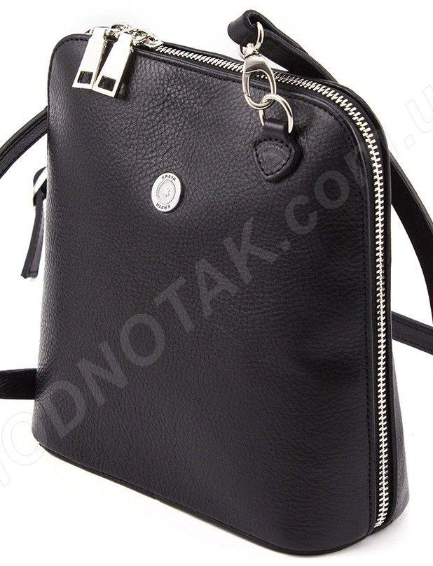 Маленькая женская кожаная сумочка Karya - женские сумки турецкого ... f97d2de44e1