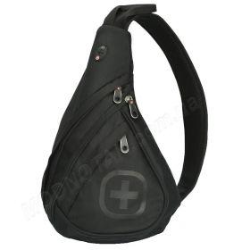 af8918e2c627 Мужская эксклюзивная сумка-рюкзак через плечо SCOGOLF (SWISSGEAR) (5500)