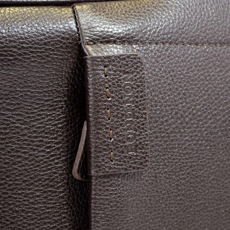6d4d2cb92dd7 Мужская кожаная сумка Bond Non (Турция) 1103-286 купить в Киеве ...