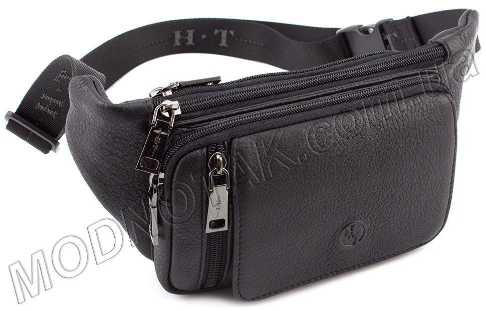 fe85f80d50a5 Сумка бананка кожа купить в Киеве HT Leather: продажа кожаных сумок ...