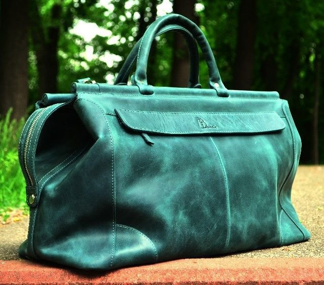 80c8ed82f5f4 Кожаная дорожная сумка ручной работы SB1995 (10-702077) – фирменные ...