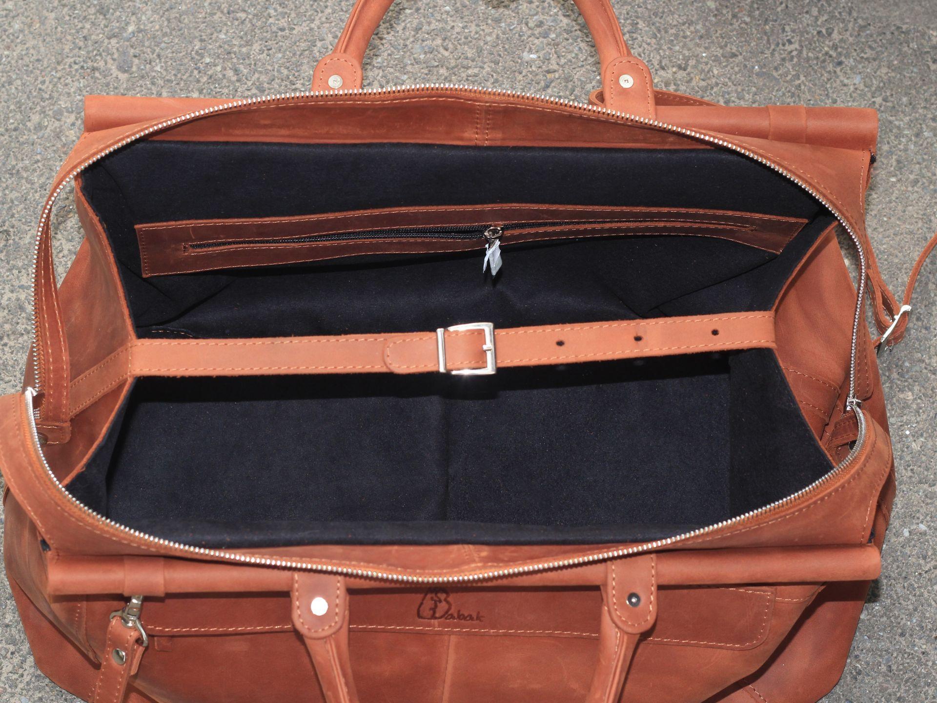 d2257b71f1e2 Кожаный классический вместительный саквояж Sb1995 – купить дорожные ...