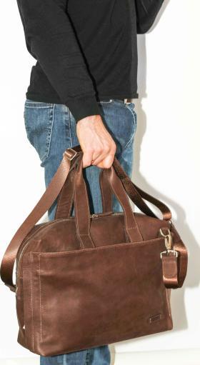 432bb168bfbf Мужские сумки для ноутбука коричневые 14 дюймов - купить мужские ...