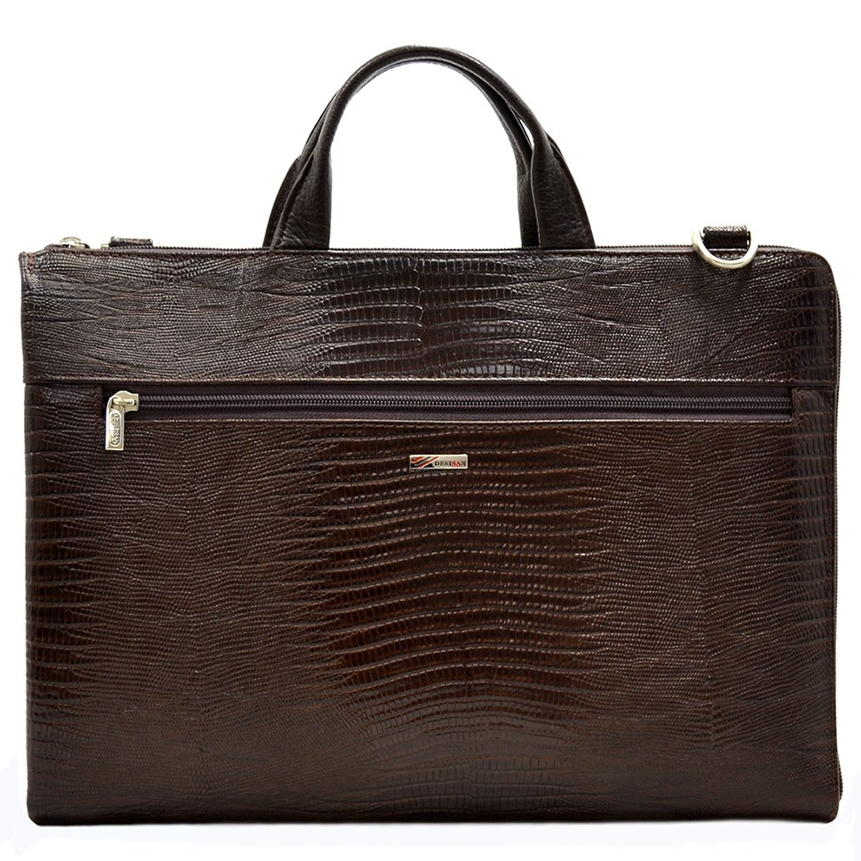 8e779d5846f2 Турецкая кожаная сумка с лаковым покрытием - DESISAN (11566) купить ...