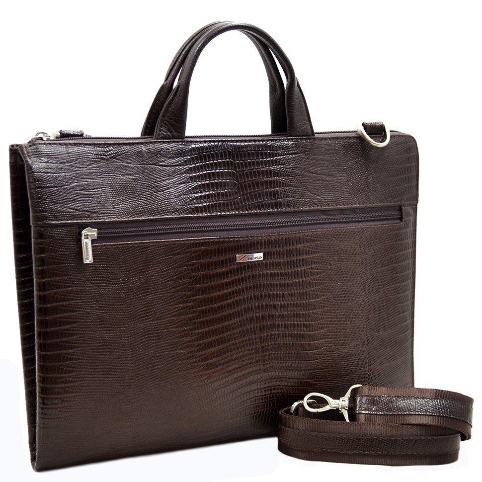 bac7d558aeee Турецкая кожаная сумка с лаковым покрытием - DESISAN (11566) купить ...