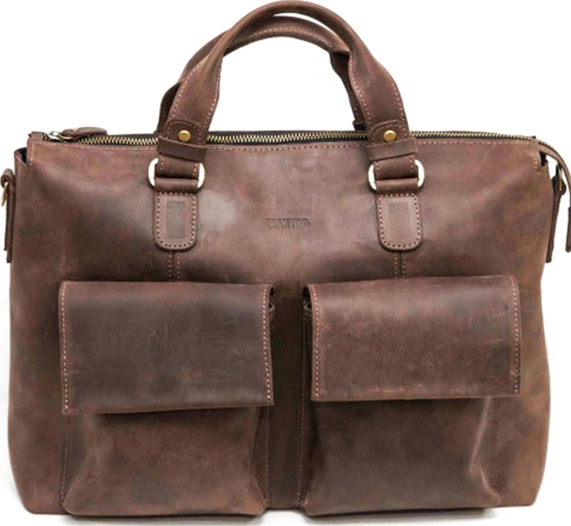 b052638a246d Винтажная сумка из натуральной кожи VATTO (11974) купить в Киеве ...