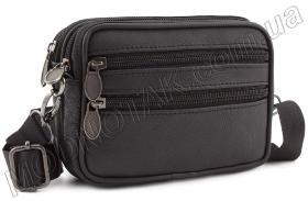 4515765d81d8 Недорогая поясная сумка из натуральной кожи Leather Collection (10391)