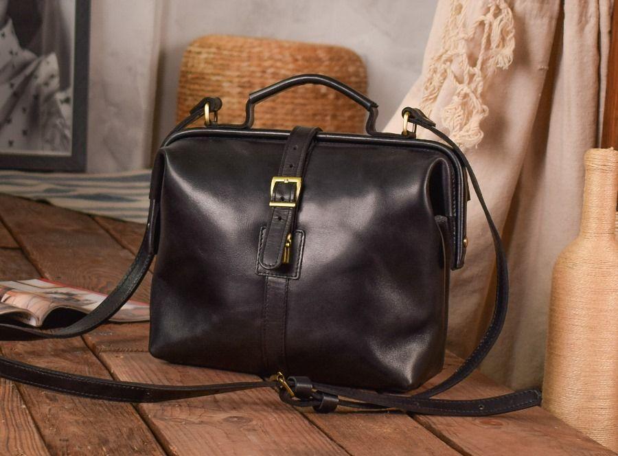 a1627047b720 Мужская повседневная кожаная сумка под ноутбук на плечевом ремне ...
