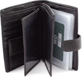 170f2c44008d ... Кожаный вертикальный кошелек с блоком для документов MD Leather (16578)  - 2