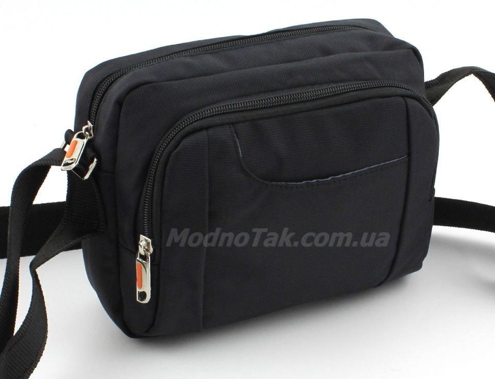 5276db802c0c Горизонтальная мужская повседневная сумка из текстиля Accessory Bag  Collection (10191)