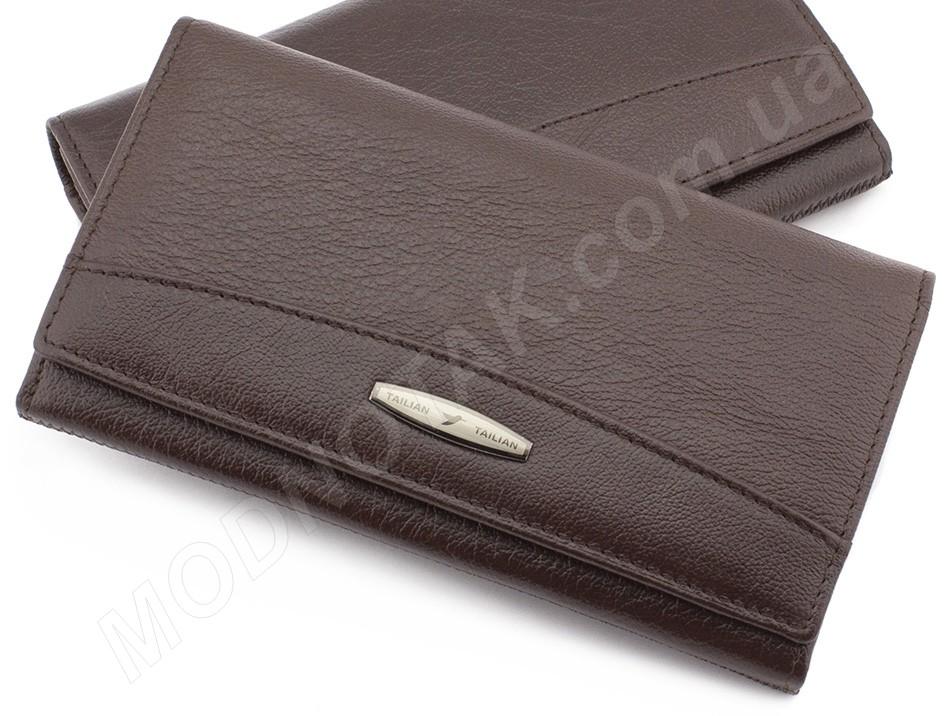 bf741368cd3d Женский кошелек недорогой из натуральной кожи Tailian - женские ...