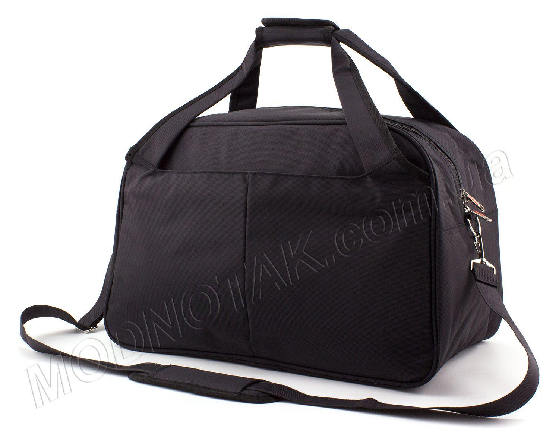 709366c2995a Спортивная мужская сумка без логотипов и надписей Bags Collection (10601)
