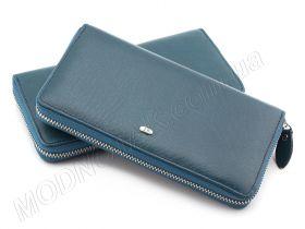 10fdb9b3da31 Стильный кожаный женский кошелек на молнии - ST Leather (17123) ...