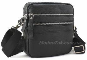 9d95f0d844e6 Небольшая мужская кожаная сумочка для документов Bag Collection (10127)
