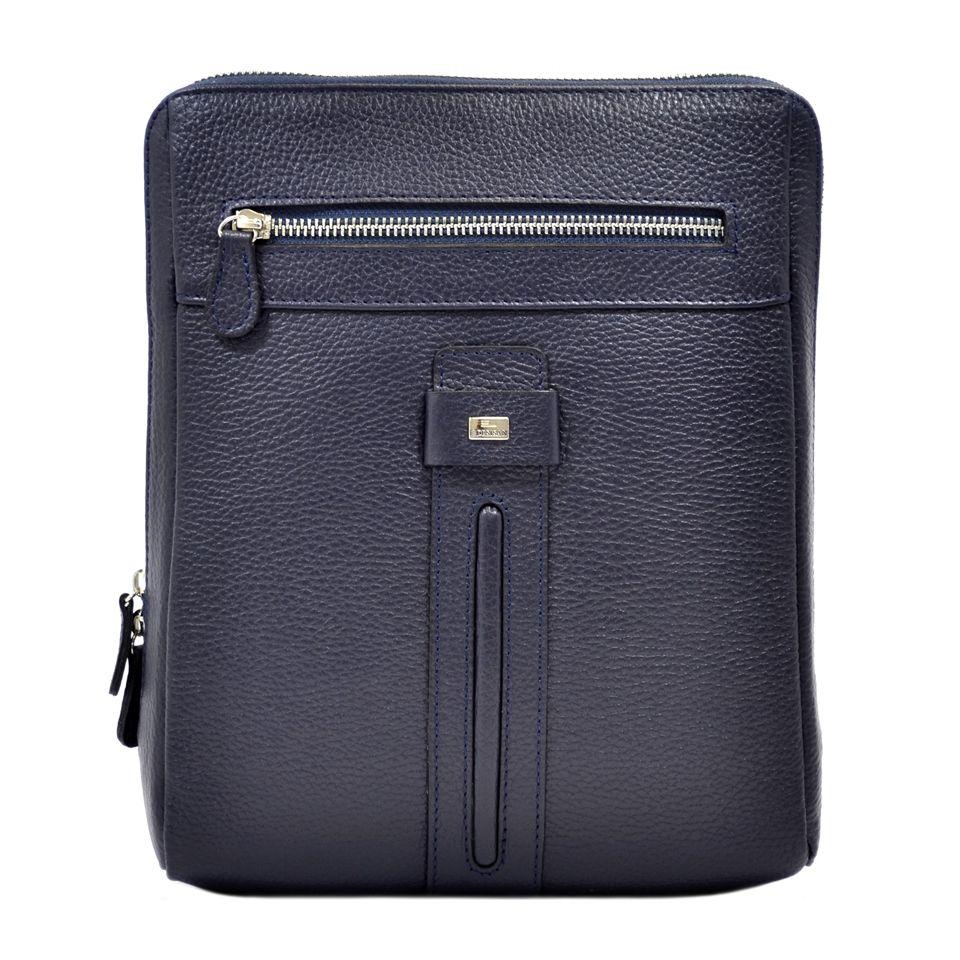 f4e71c252a5b Качественная кожаная сумка на молнии (Турция) Desisan (11625) купить ...