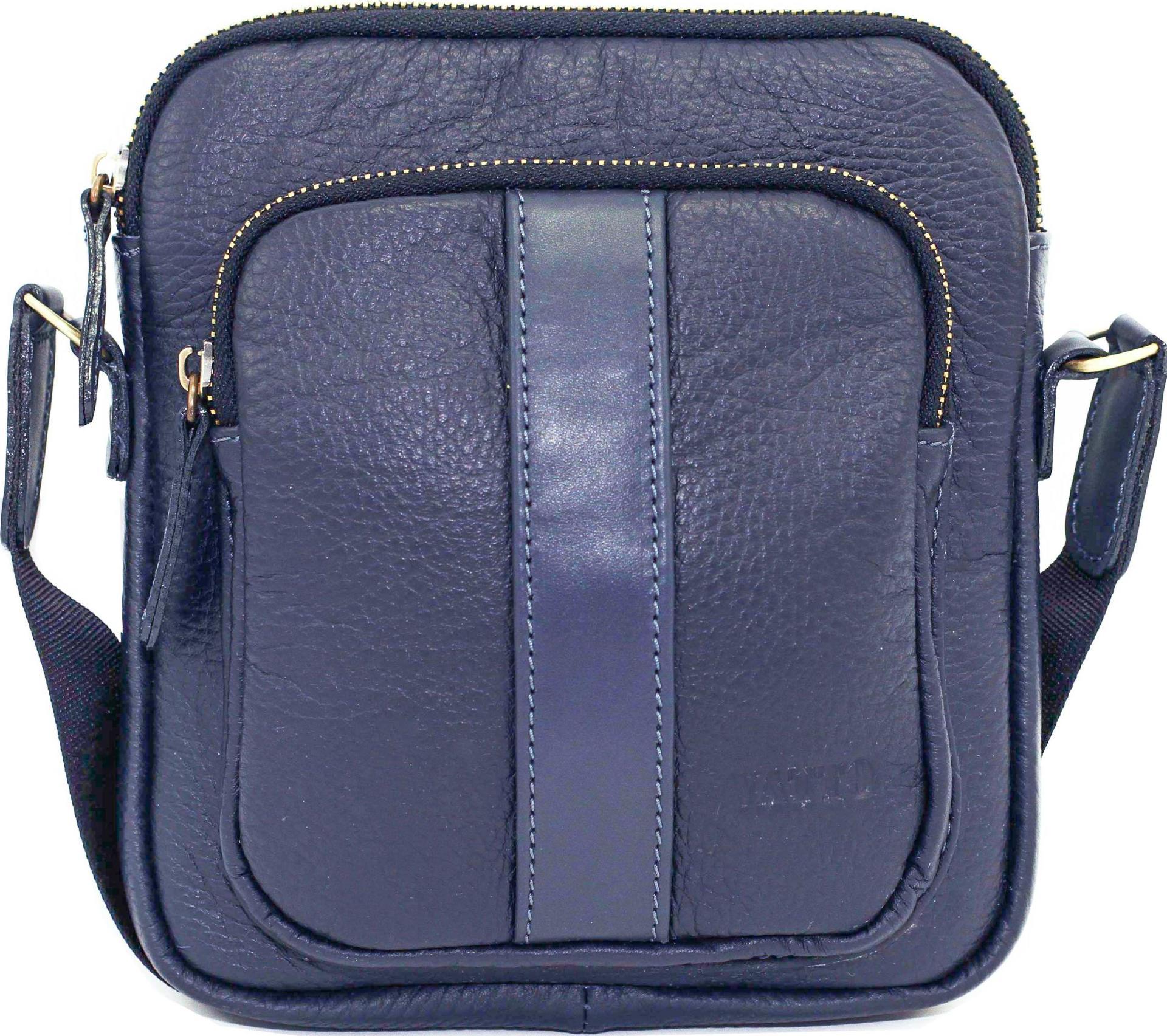 5d1c12950dd5 Синяя мужская сумка небольшого размера VATTO (12084) купить в Киеве ...