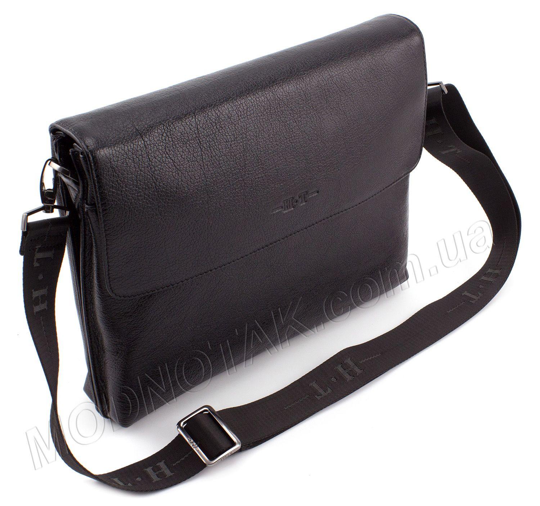 ba949d98770a Деловая наплечная мужская сумка из натуральной кожи для документов ...