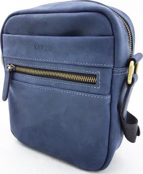 f05faf4a3808 Мужские сумки кожаные синего цвета - купить синию мужскую сумку ...