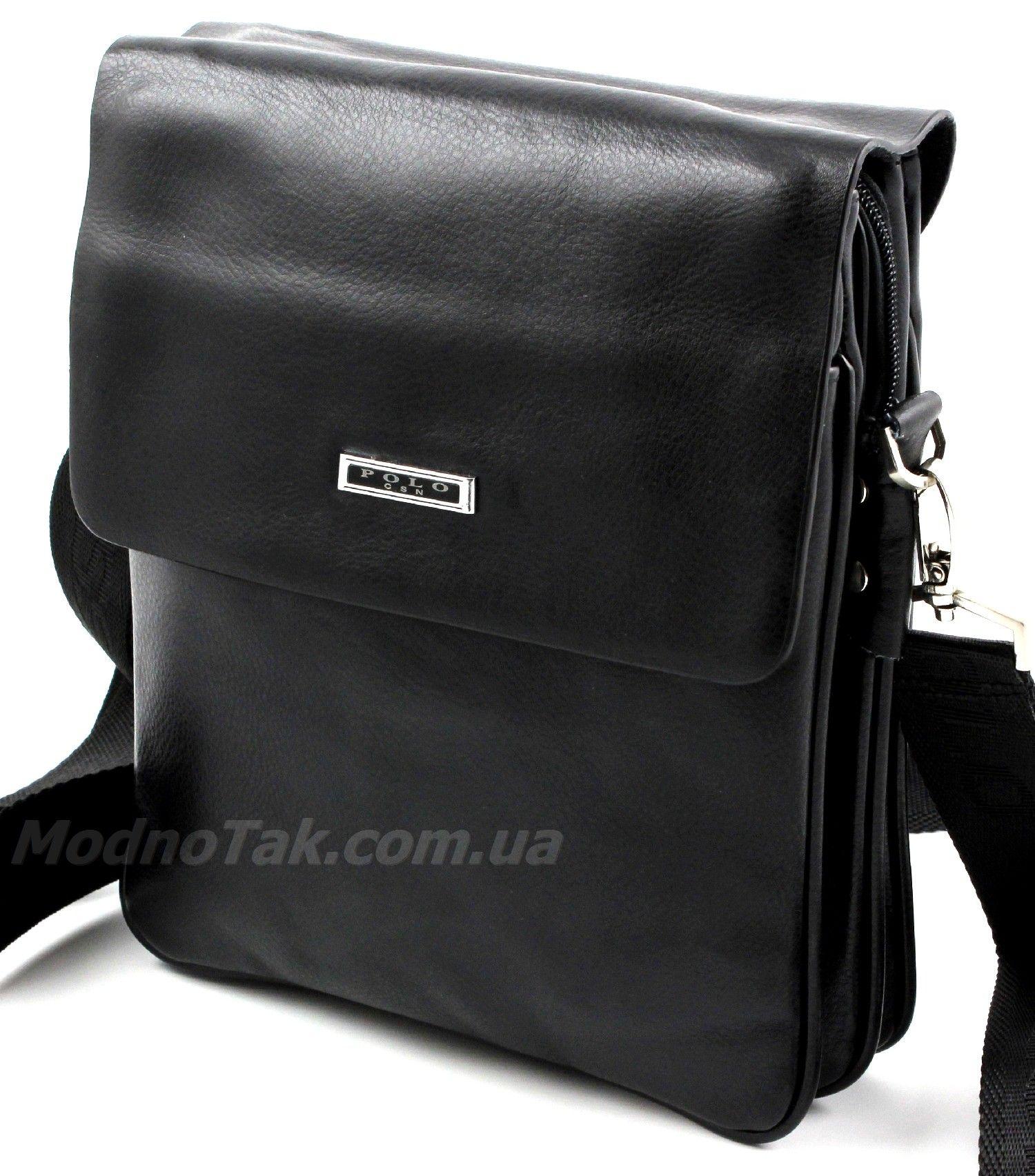 d2340e8a6cf5 Мужские сумки из кожзама – купить недорого вертикальную наплечную ...