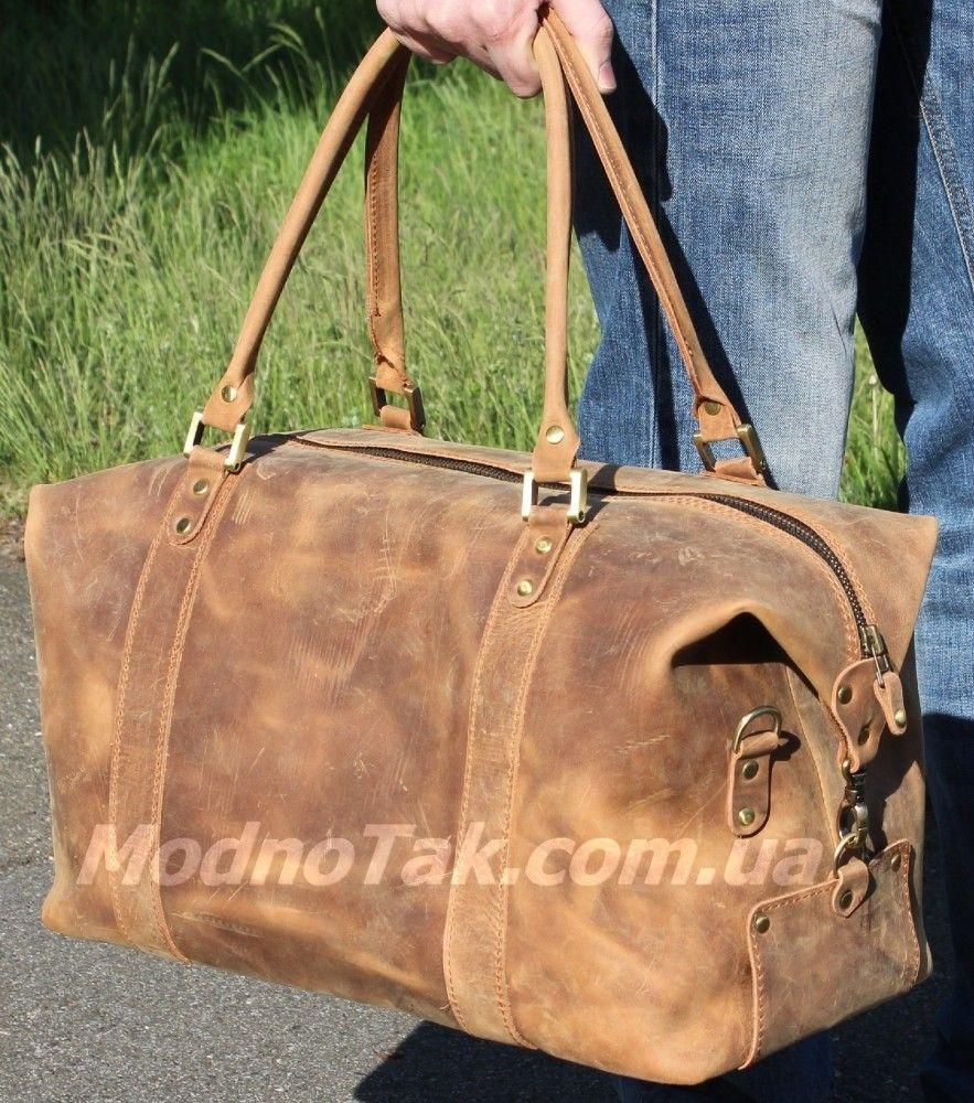 e816ef568a2e Эксклюзивная кожаная дорожная сумка из итальянской кожи - Vintage Italian  Leather