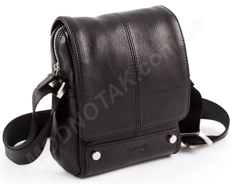 7bf33df7b328 Турецкого производства элитная мужская сумка из натуральной кожи Eminsa  (10301)