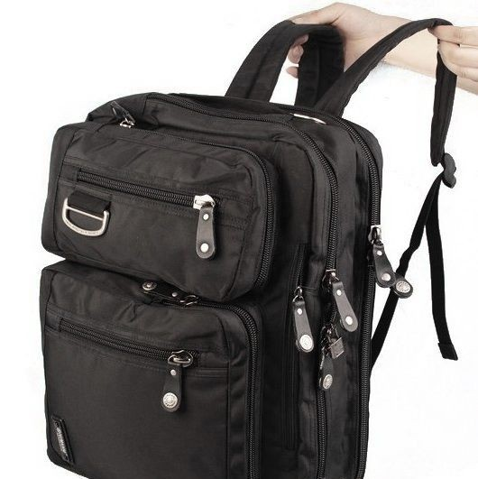 4a0720d80696 Высококачественная большая удобная мужская сумка-трансформер NUMANNI 356  (00-356)