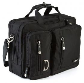 Высококачественная большая удобная мужская сумка-трансформер NUMANNI 356  (00-356) 9e0fbefdcf75f