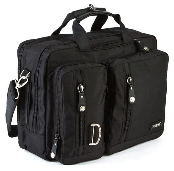 94706443766b Высококачественная большая удобная мужская сумка-трансформер NUMANNI 356  (00-356)