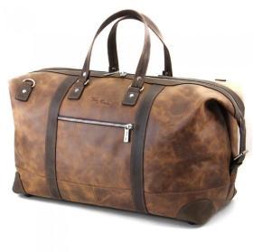 11df2cb161c2 Дорожные сумки винтажные рыжего цвета купить по лучшей цене в MODNOTAK