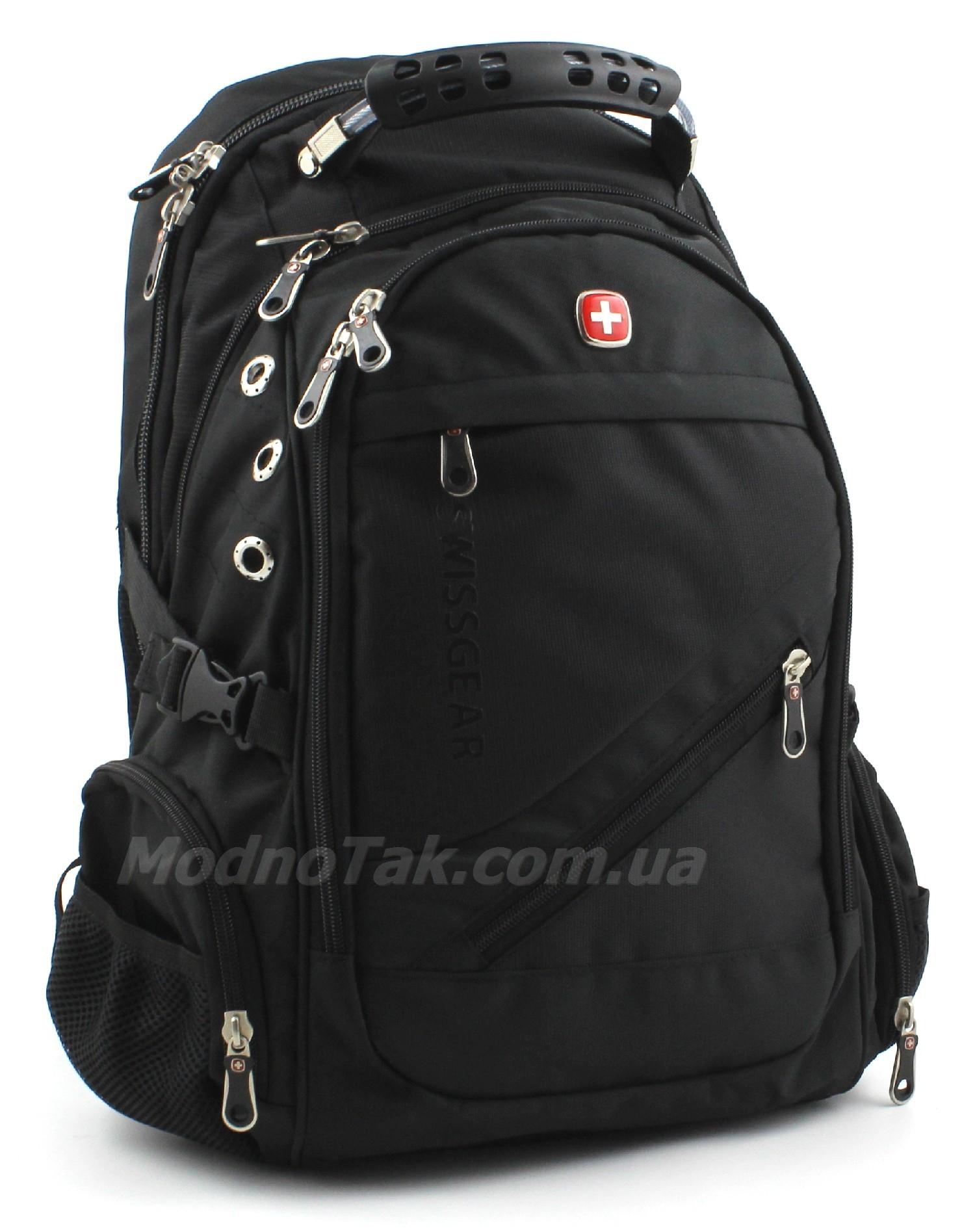 1f6d0feb Универсальный городской рюкзак с отделением под ноутбук SWISSGEAR (8810)