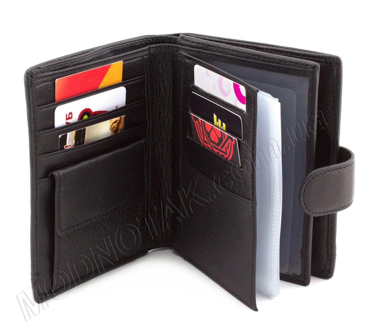a7ef6020bfa7 Мужской кошелек для путешествий с блоком для паспорта и документов - BOSTON  (18525)