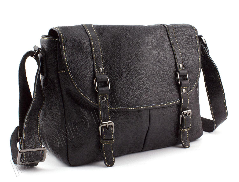 d840c216918d Мужская сумка-мессенджер через плечо формата А4: купить сумку с ...