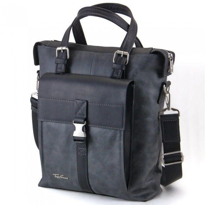 96e007d16555 Мужская сумка Tom Stone (12185) купить в Киеве, цена | MODNOTAK