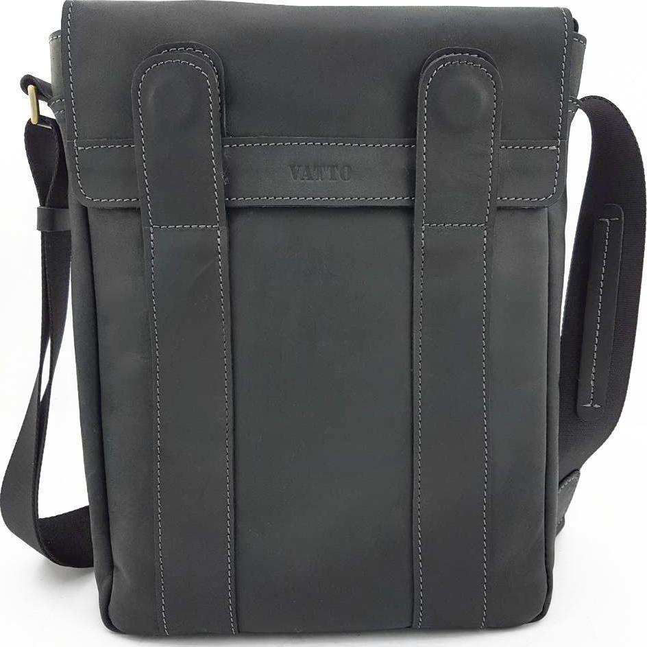 daba2b52ea41 Мужская сумка черного цвета VATTO (11818) купить в Киеве, цена ...