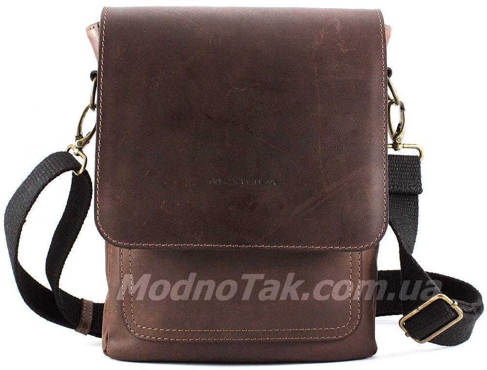 85ada657ee11 Винтажная кожаная сумка под iPad - Mantica Vintage Style - Мужские ...