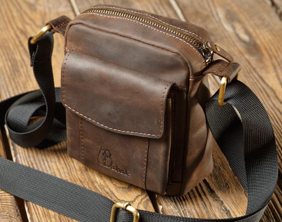 ef4621d6c170 Кожаная наплечная мужская сумка - самые низкие цены на кожаные ...